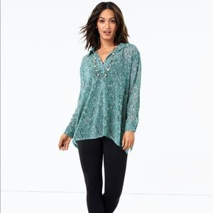 Cabi 2019 Fall Collection Chase Blouse
